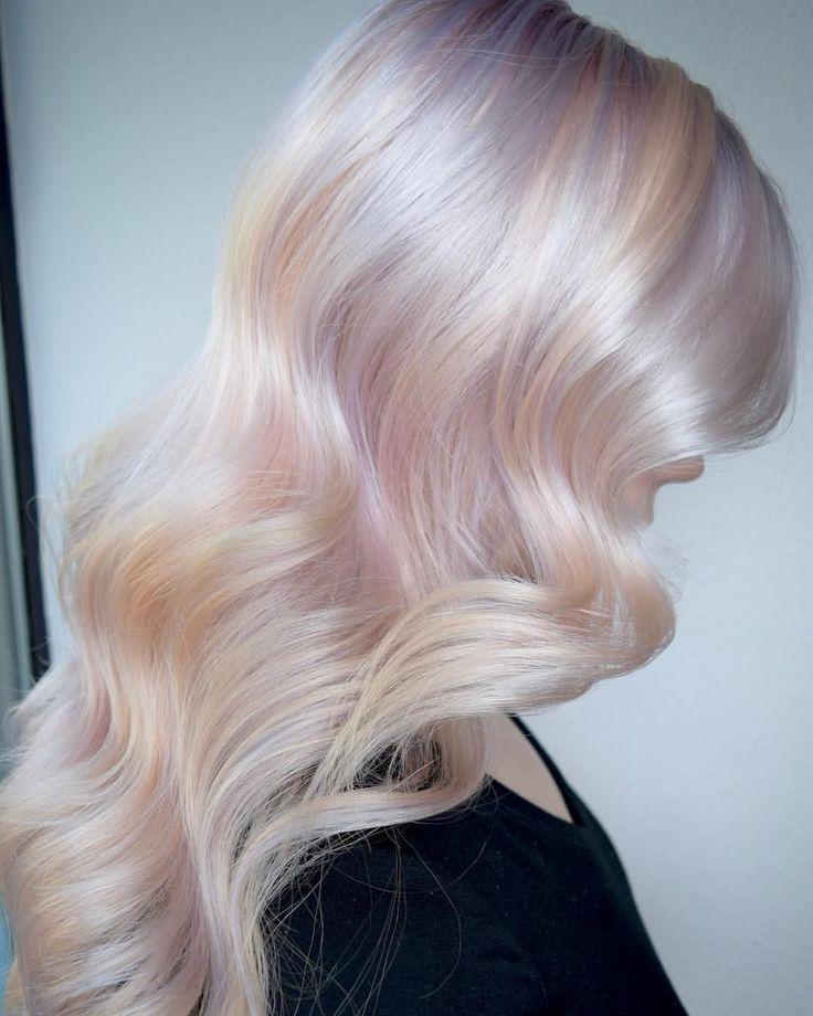 Haarfarbe Frisuren Ideen Damen Modetrends Lange Haare Opalhair
