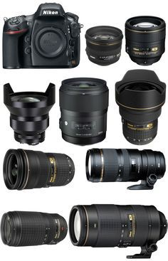 Best Lenses for Nikon D800 / D800E | Camera News at Cameraegg