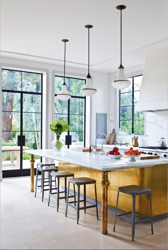 1000 ideas about metal kitchen cabinets on pinterest