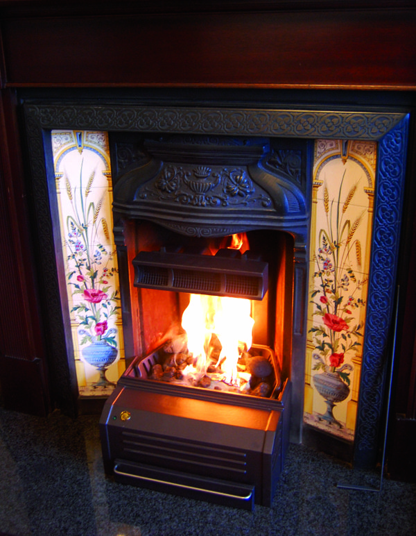 EcoGrate is an innovative product that improves the efficiency of any open #Fireplace.