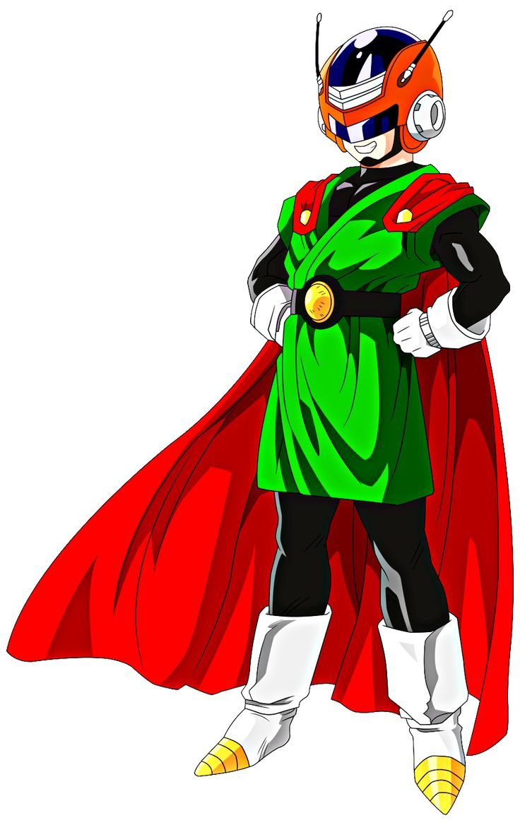 Dragon Ball Z Great Saiyaman | The Great Saiyaman
