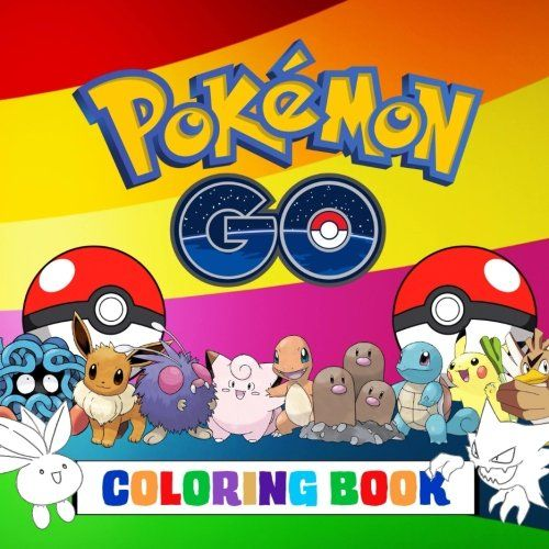 Pokémon Go Coloring Book Fantastic kids coloring book containing EVERY Pokémon from the hit Pokémon Go game  Awesome kids coloring book which contains ALL 151 POKEMON from the hit Pokémon Go game / 1st generation Pokémon. Each Pokémon image includes their name and their respective number in the Pokédex. This is a must for any young Pokémon fan!       The post  Pokémon Go Coloring Book Fantastic kids coloring book containing EVERY Pokémon from the hit Pokémon Go game  appeared first..