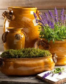 VIETRI Italian Pottery ~ Spice Garden