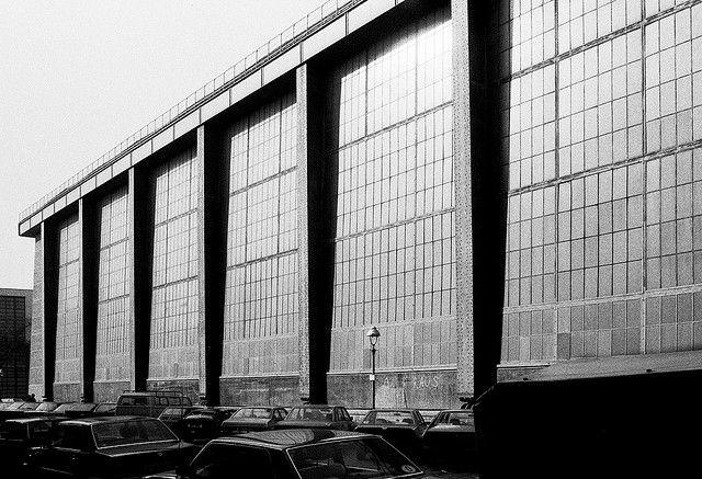 AEG Turbine Factory, Berlin 1908, Peter Behrens.