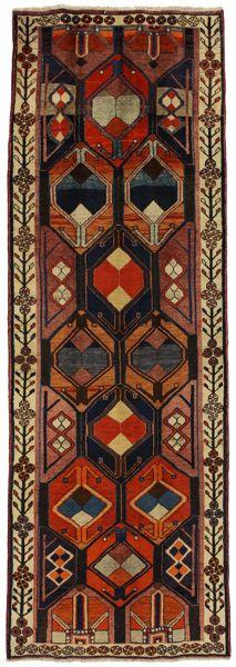Bakhtiari Persialainen matto 373x127