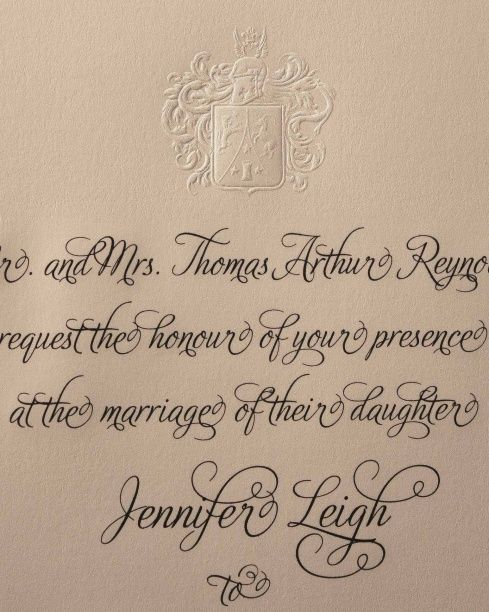 image result for armorial letterhead