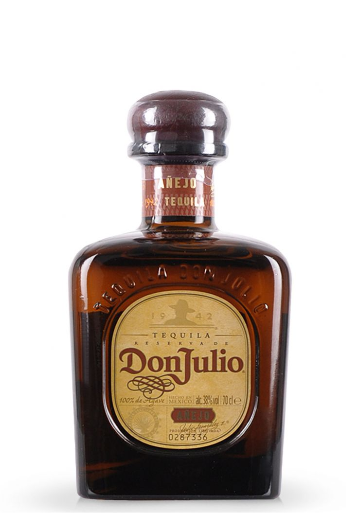 Tequila Don Julio Anejo (0.7L) - SmartDrinks.ro