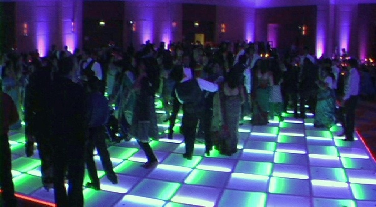 Create Energy at any event with an LED Dance Floor..!!