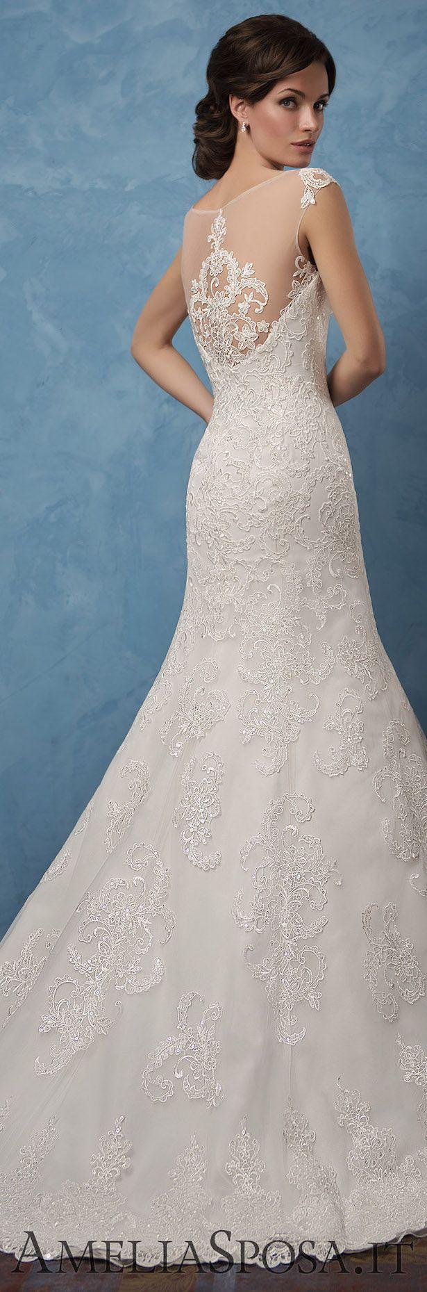 352 best Wedding dresses images on Pinterest | Short wedding gowns ...