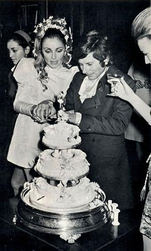 Sharon Tate & Roman Polanski wedding-1968-1969 her death