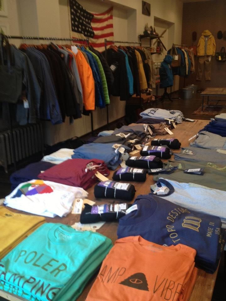 New outdoor clothing store in Brooklyn Heights | Brooklyn Bridge Parents - news from the neighborhood for parents in DUMBO and Brooklyn Heights