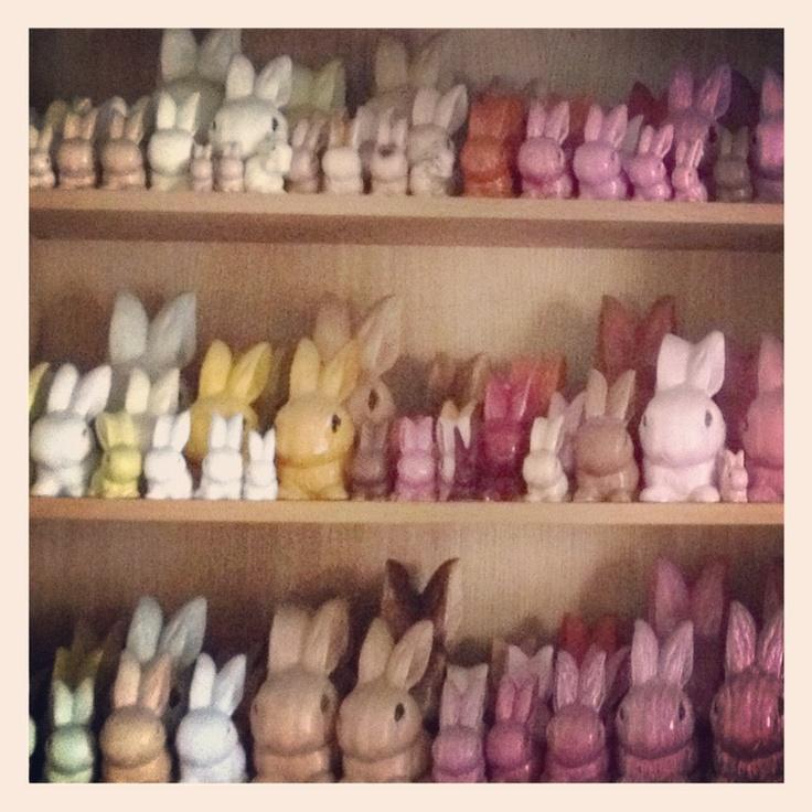 More Sylvac rabbits...
