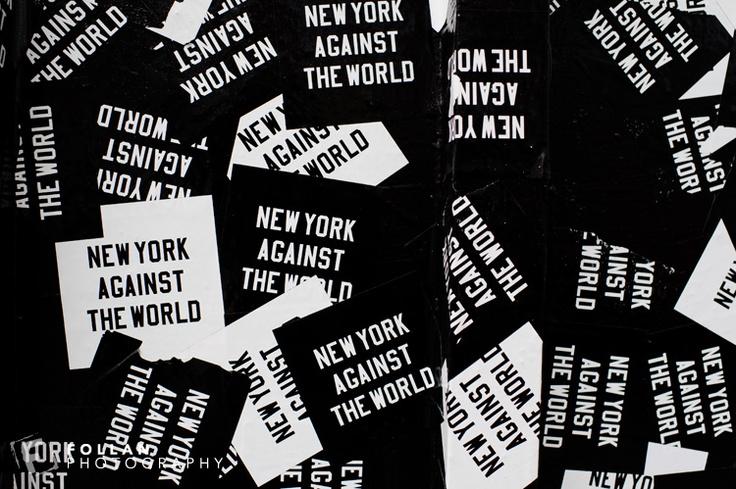 New York against The World