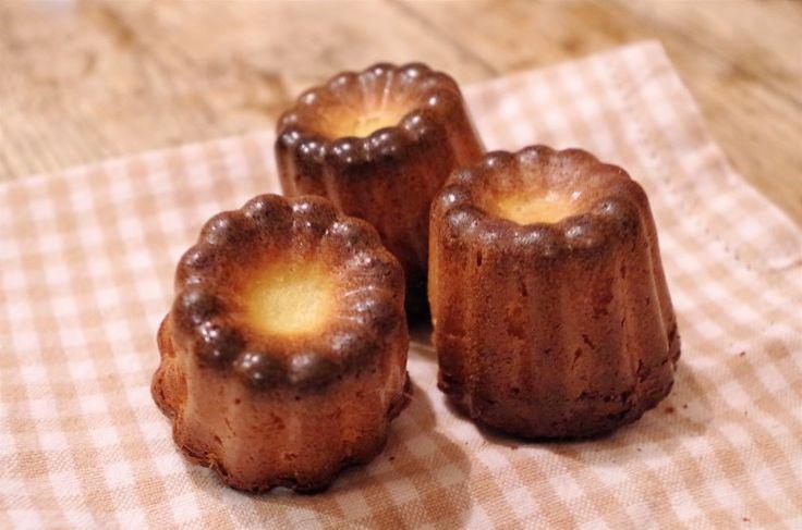 Canelés bordelais - Cuisine bordelaise © Recettes d'ici et d'ailleurs