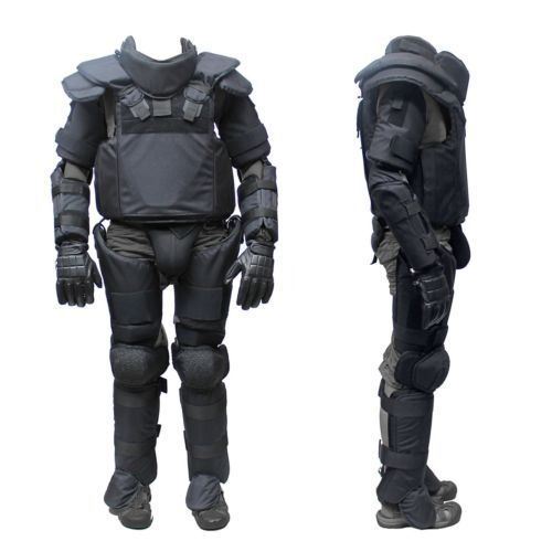 C.P.E. Kampf-Schutzausrüstung Anzug Ganzkörper-Schutz Body Protect L XL in Sammeln & Seltenes, Polizei & Behörden, Polizei & Spezialeinheiten, Deutschland ab 1945, Ausrüstung & Zubehör | eBay