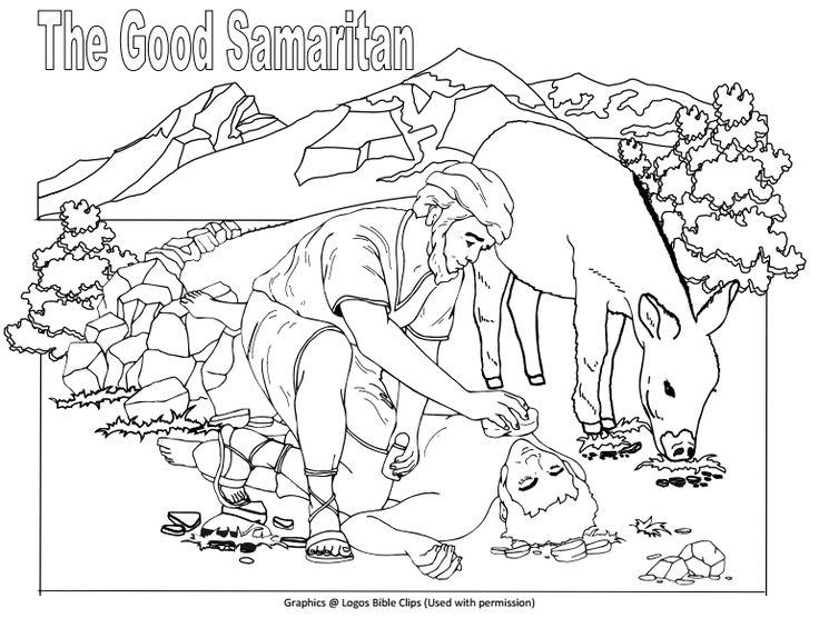 Bible Fun For Kids: The Good Samaritan
