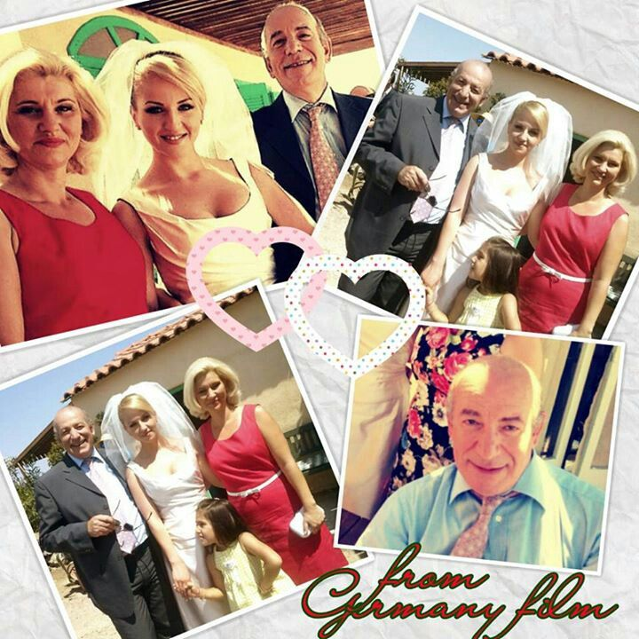 My wife mrs Robinson and i, Germany tv series
