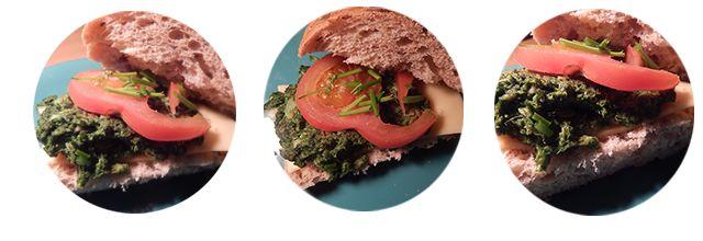szpinakowe hamburgery ze szpinaku kotlety pomysł na pomysły przepisy przepis zdrowy dietetyczny niskokaloryczny obiad