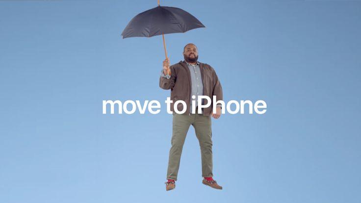 La última campaña de Apple va dirigida a usuarios de Android - La Criatura Creativa
