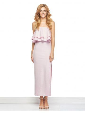 Sukienka Bella w kolorze różowym