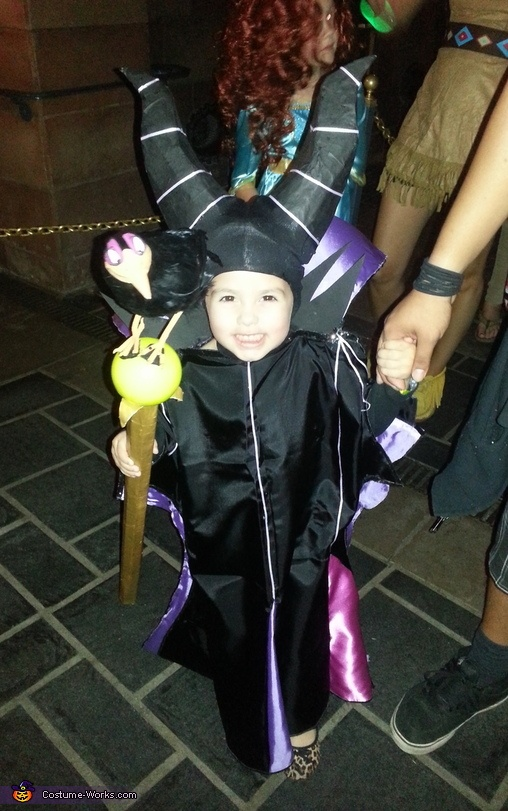 Maleficent Costumes For Halloween