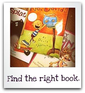 Find the Perfect Book for whatever you're teaching--from manners to reading skills--a huge list sorted by theme.