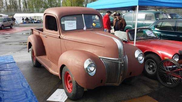 Craigslist Old Cars For Sale >> 1940 Ford Panel Truck For Sale 1940 ford panel delivery Images ... | Wheels | Pinterest | D ...