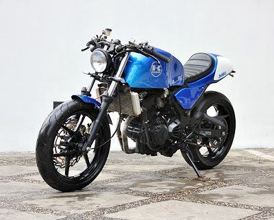 Kawasaki Ninja  Cafe Racer