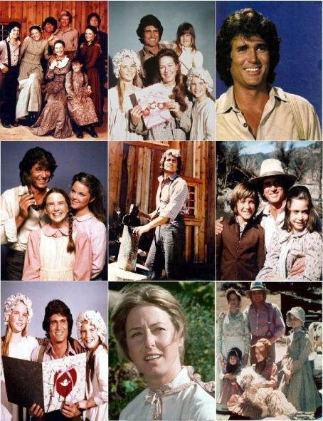 Little House On The Prairie. I can't imagine ever having been without it.