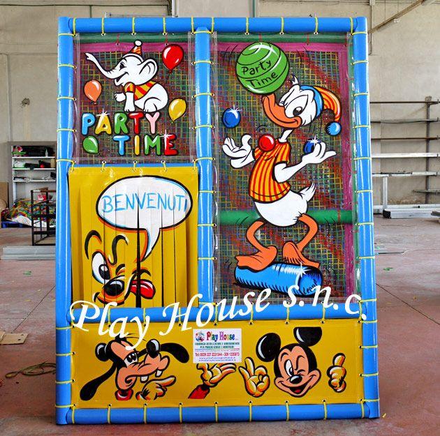 PlayHouse, una giovane e nuovissima fabbrica di giochi gonfiabili, playground, scivoli gonfiabili, saltarelli gonfiabili, vasche di palline, tappeti elastici, aree soft, gonfiabili pubblicitari, giochi gonfiabili per bambini e tante altre creatività del settore divertimento. Lo staff di Playhouse si occupa personalmente della progettazione e della produzione specializzata con attrezzature affidabili e di ultima generazione.