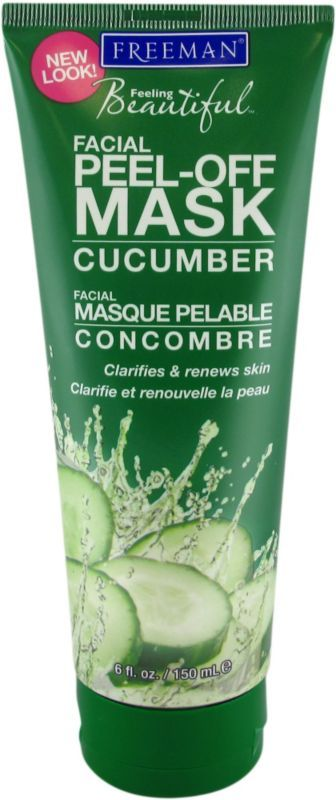 Freeman Feeling Beautiful Cucumber Facial Peel-Off Mask Ulta.com - Cosmetics, Fragrance, Salon and Beauty Gifts
