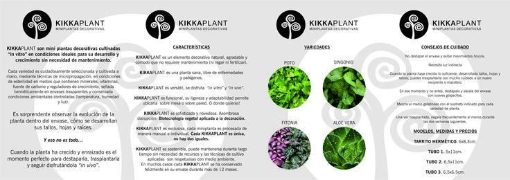 ¿Qué es KIKKAPLANT? ¿Para qué? Características, variedades, modelos...