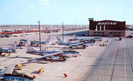 Boeing B-47 Stratojet Plant