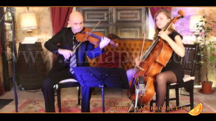 ALMA PROJECT - SC String Duo (Violin & Cello) - Viva la Vida (Coldplay)