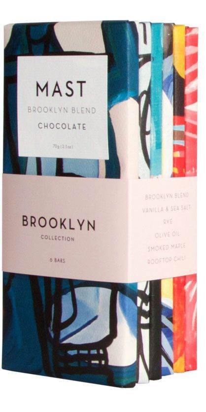 MAST Brooklyn Collection | Mast Brothers Chocolate | Mast Brothers