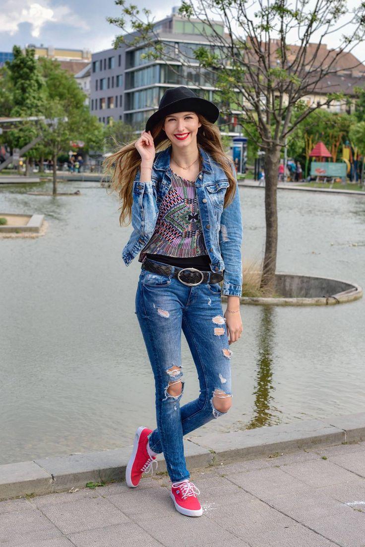 Nemrég megjelent a lány új klipje, amiről szintén mesélt interjúnkban - Fotó: Vajda Anita