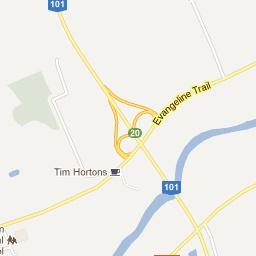 Tim Horton's - Bridgetown.