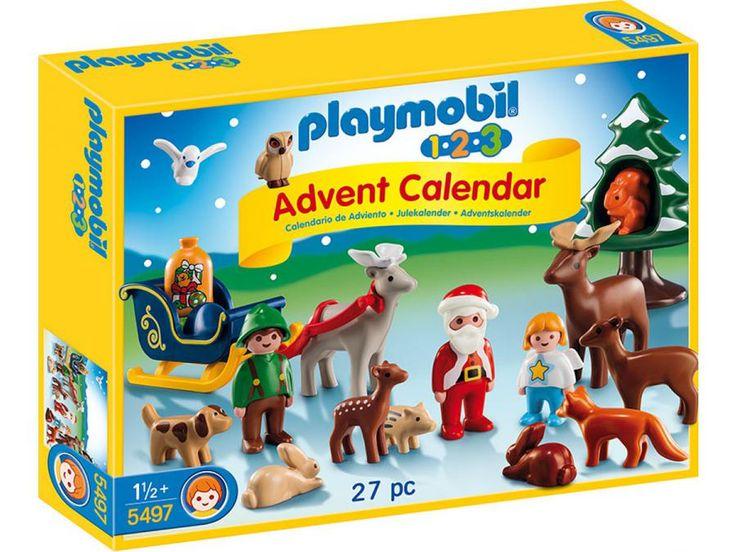 Calendrier de l'avent #playmobil  #noel #cadeaudenoel #enfants #calendrierdelavent