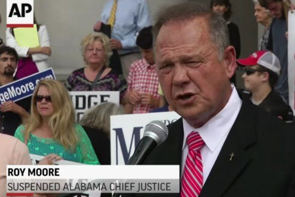 AL Chief Justice Roy Moore Denies He Ordered Judges To Defy Supreme Court On Gay Marriage - On Top Magazine