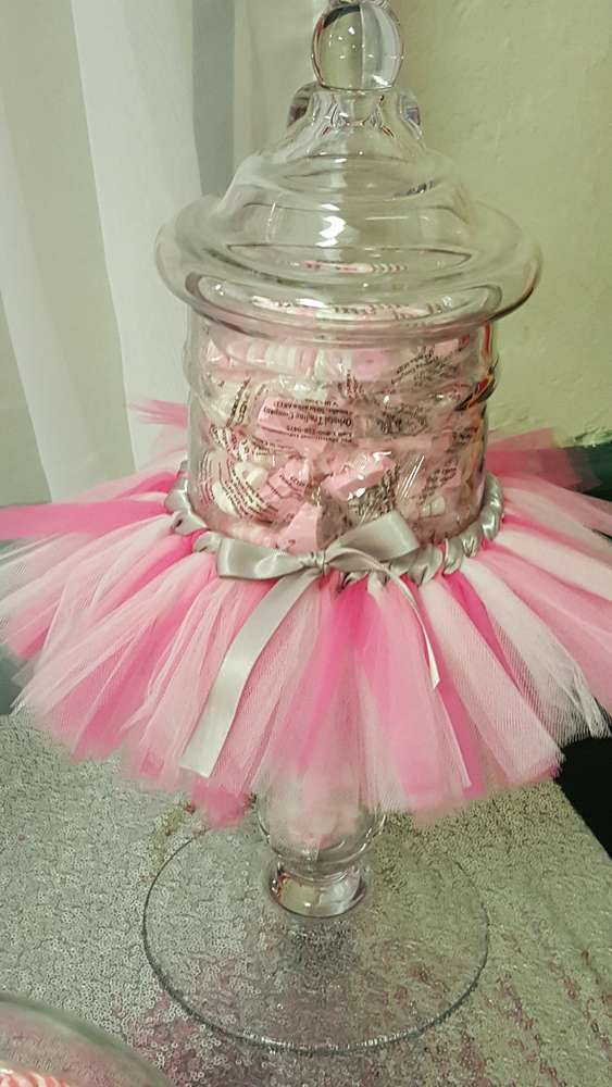 25 best ideas about tutu baby showers on pinterest tutu for Baby shower decoration for girl