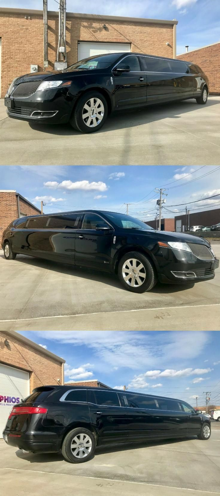 Tolle Form 2015 Lincoln MKT Executive Limousine   – Limousines for sale – #Execu…