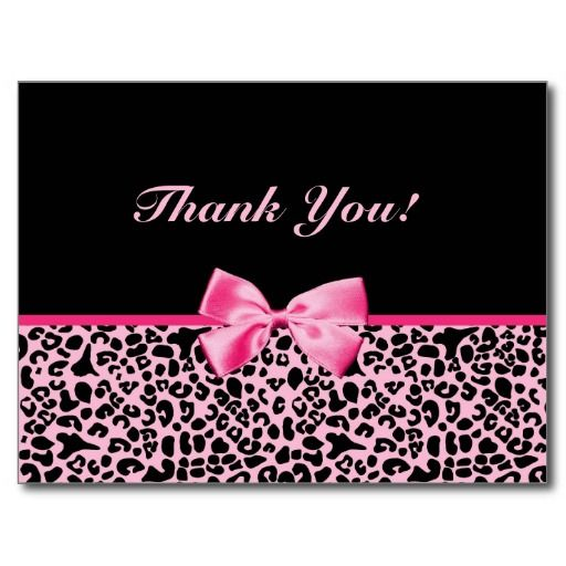 ==>Discount          Thank You Trendy Pink And Black Leopard Ribbon Postcards           Thank You Trendy Pink And Black Leopard Ribbon Postcards online after you search a lot for where to buyDiscount Deals          Thank You Trendy Pink And Black Leopard Ribbon Postcards Online Secure Check...Cleck Hot Deals >>> http://www.zazzle.com/thank_you_trendy_pink_and_black_leopard_ribbon_postcard-239024944694469482?rf=238627982471231924&zbar=1&tc=terrest