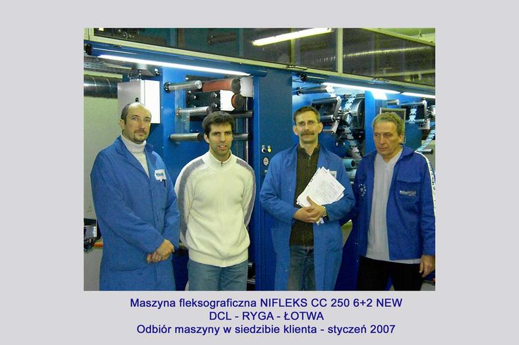 2007 - SIA DCL-Nifleks CC 250 6+2 - 2007  #nikelman #kadrycnc #prints #printer #casings #printingmachine#print #casing #machine #twosideprint #UV #iR #precisionprint#kadrycnc #artificial#sausage #casings #Packaging#shirred #sticks #or #ready #RTU#packages #to #the #cartons