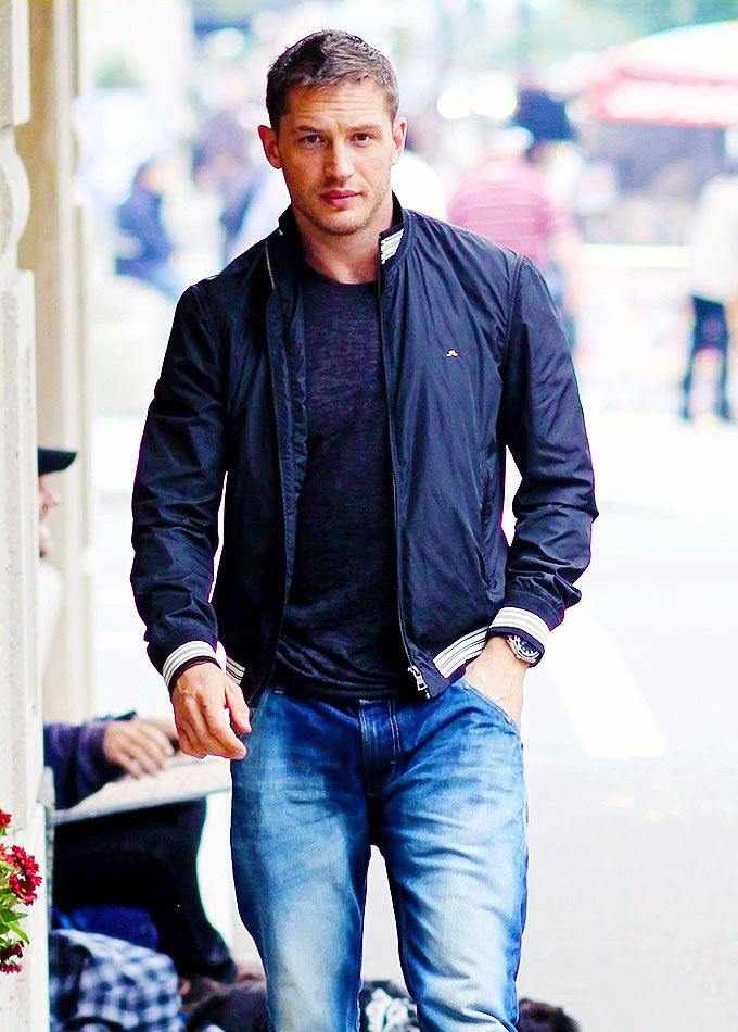 Tom Hardy @H East this is a GREAT picture of him