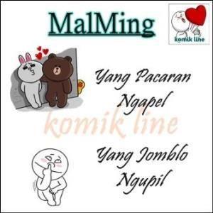 Malming Jomblo