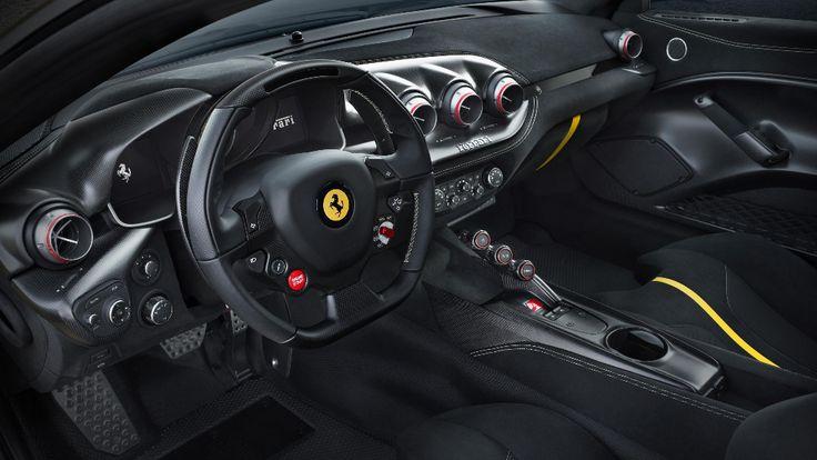 Nouvelle Ferrari F12 TDF
