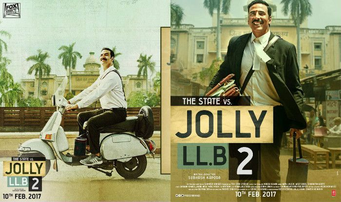 The State vs Jolly LL.B 2, known also as Jolly LL.B 2, is a 2017 Indian black comedy film, written and directed by Subhash Kapoor. A sequel to the 2013 film Jolly LLB, and the second installment of Jolly LLB (film series).The film stars Akshay Kumar, Huma Qureshi, Saurabh Shukla and Annu Kapoor in lead roles.  Download Bollywood Movies