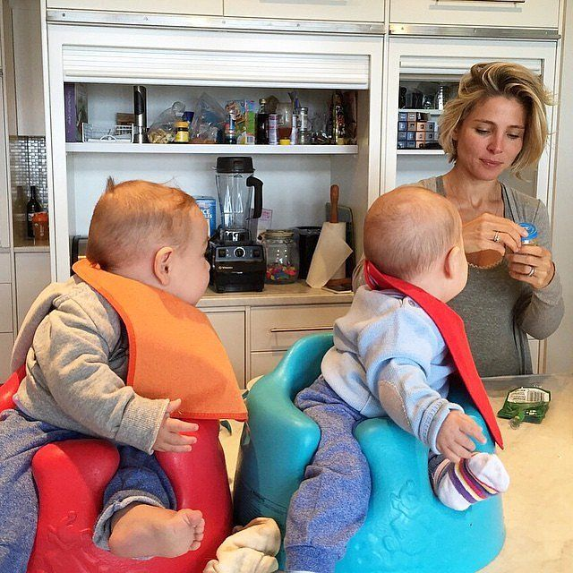 22 Sweet Pictures of Chris Hemsworth and Elsa Pataky's Adorable Family