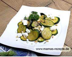 Rezept Zucchinipfanne mediterran auf Mamas Rezepte Homepage