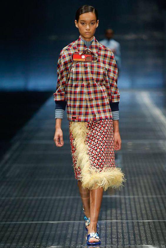 Prada SS 2017 Fashion show & more details